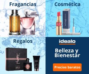 idealo, fragancias, cosmetica, regalos ropa