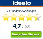 Meinung zum Shop endress-elektro.de bei idealo.de