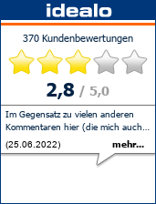 Meinung zum Shop myapozone.de bei idealo.de