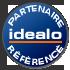 Cachet idealo.fr