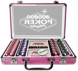 Tactic Ladies Poker Night Case (200 Chips| 11,5g)