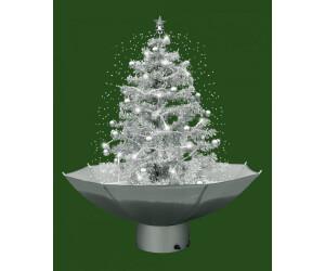 monopol selbstschneiender weihnachtsbaum mit schneefall. Black Bedroom Furniture Sets. Home Design Ideas