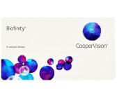 Cooper Vision Biofinity (6 Stk.) +3,50