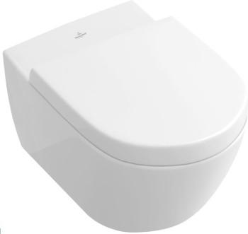 Hänge toilette villeroy boch