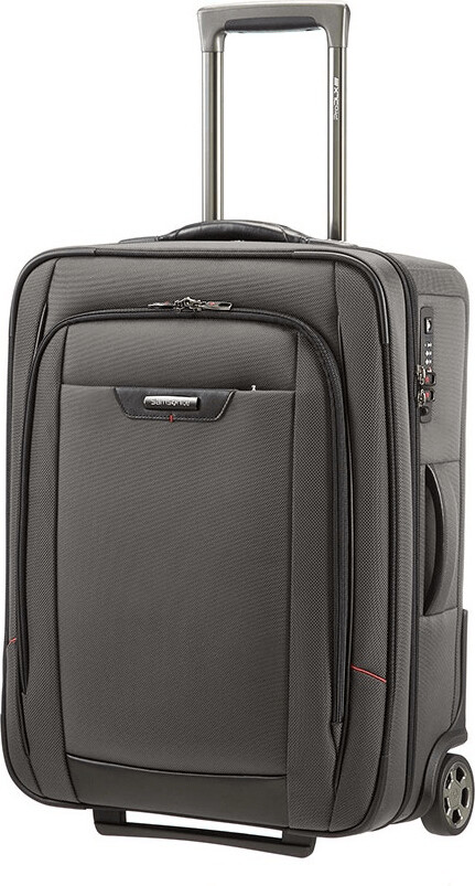 Samsonite Pro-DLX 4 Upright 55 cm (58989) magnetic grey
